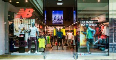 New Balance abre a primeira loja outlet em Portugal