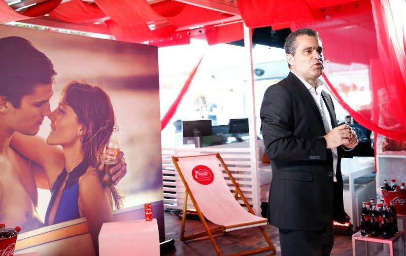 Tiago Lima - Diretor Relações Externas Coca Cola - Distribuição Hoje