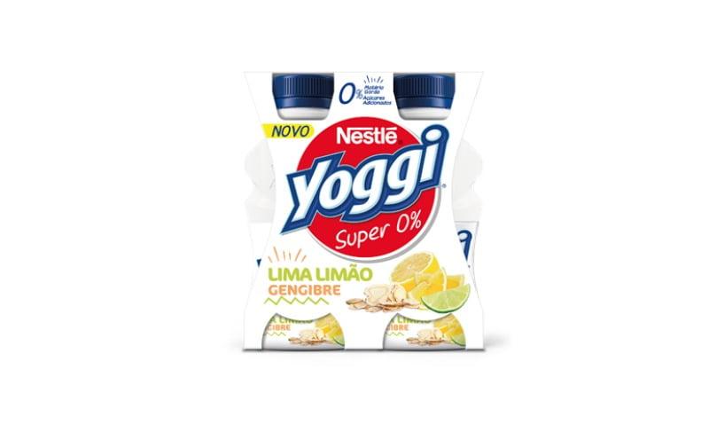 Yoggi lança nova gama de iogurtes líquidos