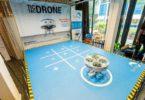 Drone para interiores - Philips e BlueJay - Distribuição Hoje
