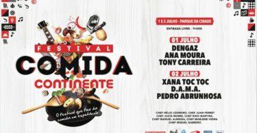 Festival de Comida Continente