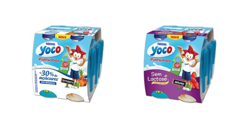 Yoco sem lactose e menos  açúcares Distribuição Hoje