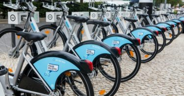 EMEL lança serviço de partilha de bicicletas