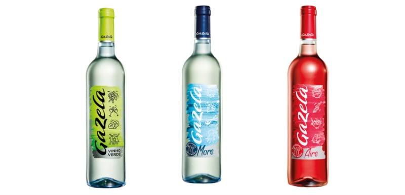 Gazela reforça gama com dois novos vinhos