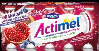 Actimel lança duas novas referências a pensar no verão