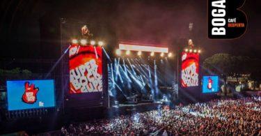 Bogani patrocina Super Bock Super Rock