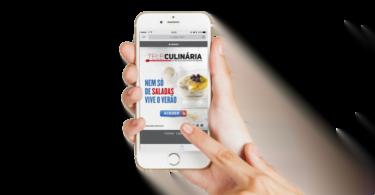 Campanha TeleCulinária - Rede Wifi Cemusa