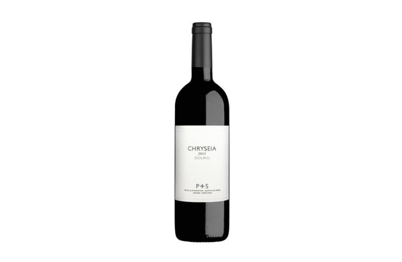 Prats & Symington lançam o vinho Chryseia 2015