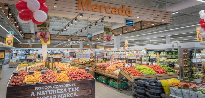 Continente investe 5 milhões de euros em nova loja