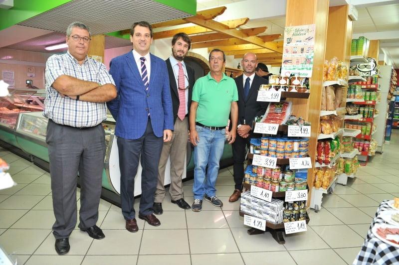Coviran promove produtos de Andaluzia em Portugal