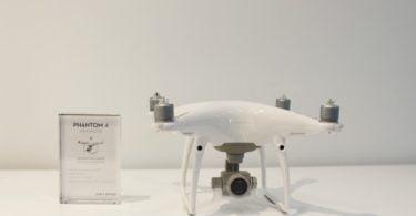 Colombo já tem uma loja dedicada aos drones