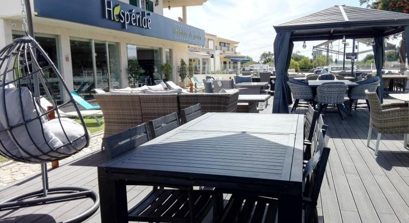 Marca francesa de mobili rio de exterior abre loja em portugal for Mobiliario exterior