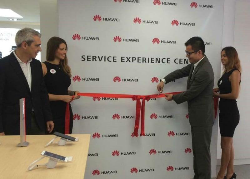 Huawei abre centro de apoio ao cliente em Lisboa