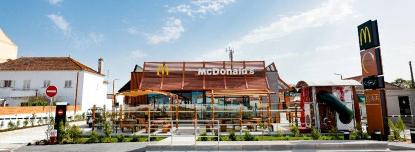 McDonalds abre novo restaurante no Porto Alto