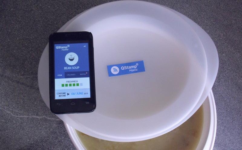 Startup nacional cria sensor para embalagens capaz de monitorizar produtos