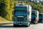 Scania e Asko querem camiões movidos a hidrogénio