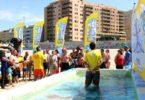 Projeto 'Surf Salva' ensina a conhecer riscos de agueiros