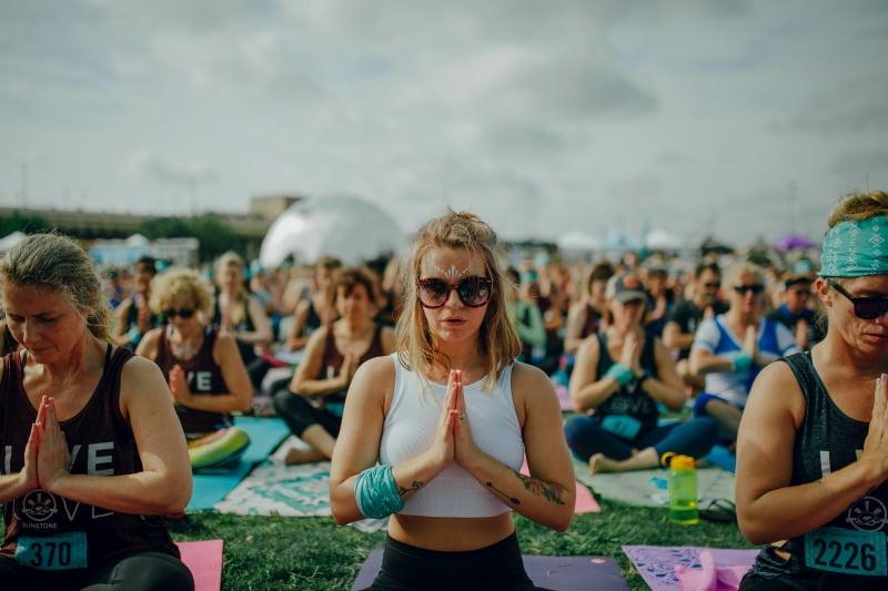 Lisboa recebe o primeiro triatlo mindful do mundo