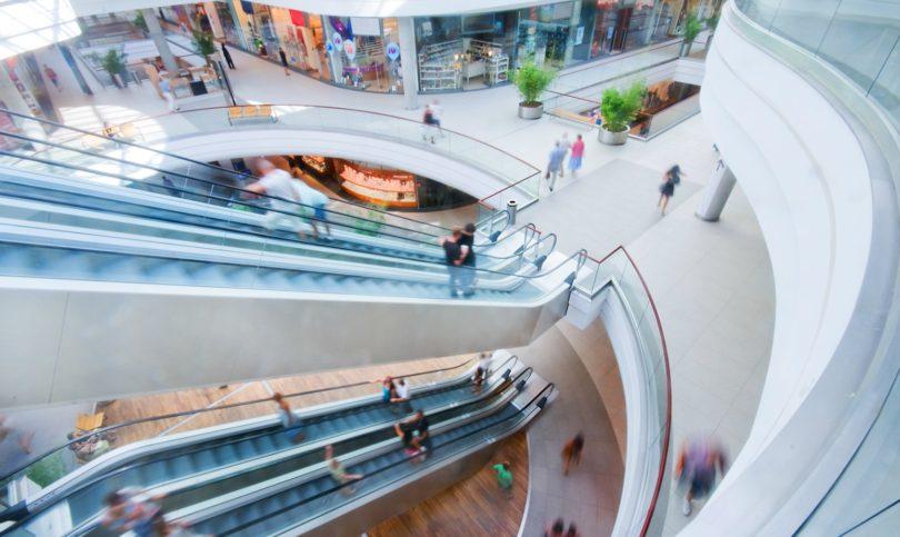 Retalho continua a dominar investimentos em imobiliário comercial