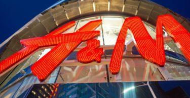 Vendas da H&M atingem os 5,6 mil M€ no terceiro trimestre