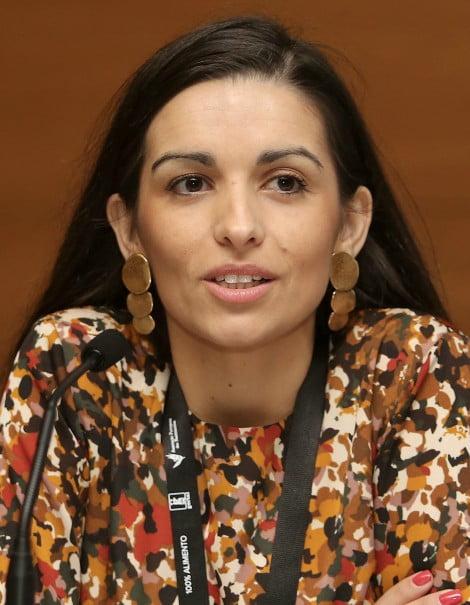 Helena Real, secretária-geral da Associação Portuguesa de Nutricionistas