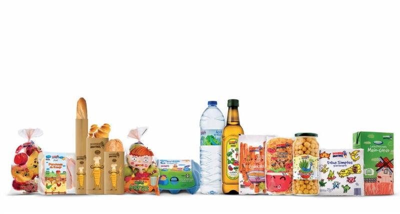 Lidl lança embalagens criadas por crianças