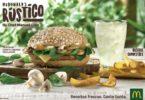 McDonald's cria sanduíche rústica com chef português
