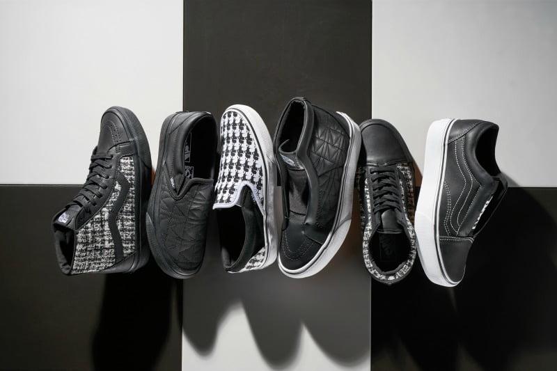 300e5cb3cd3 Vans e diretor criativo da Chanel lançam coleção conjunta ...
