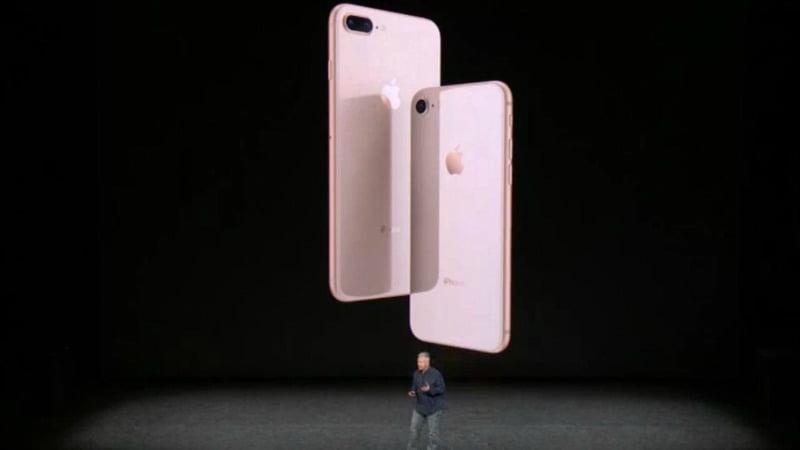 Apple apresenta os novos Iphones 8 e X