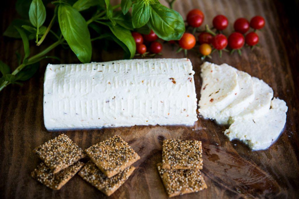 queijo fresco em barra