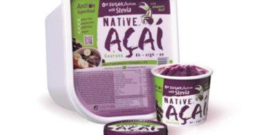 Casa da Fruta lança Açaí Native Zero Açúcar