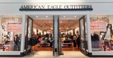 American Eagle abre loja onde se pode lavar a roupa