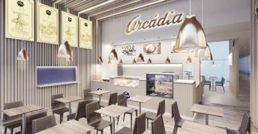 Arcádia estreia novo conceito com quatro novas lojas