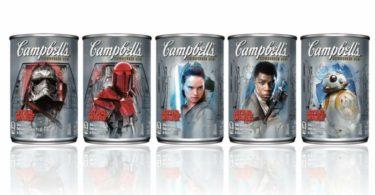 Campbell's lança edição especial alusiva ao Star Wars