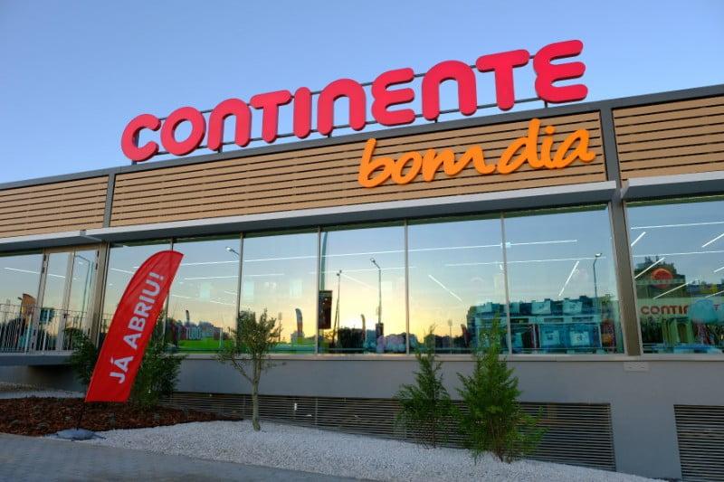 Continente investe 6 M€ em nova loja