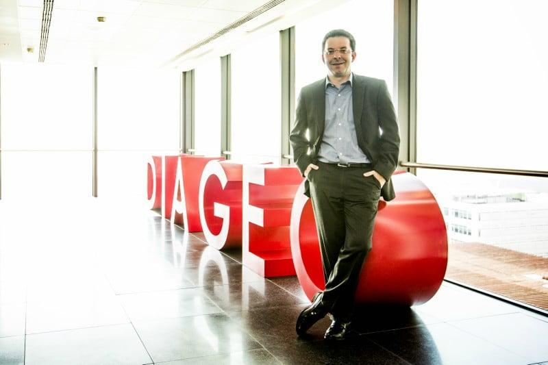 """Diageo: """"Queremos mais pontos de venda no país"""""""