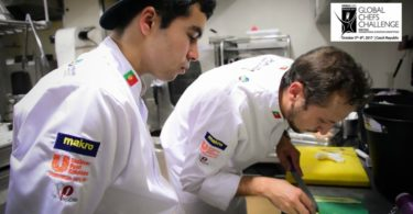 Portugueses arrecadam terceiro prémio no Global Chefs Challenge