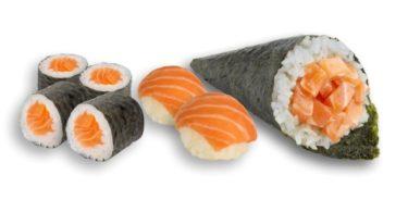 Noori Sushi cria menu para crianças
