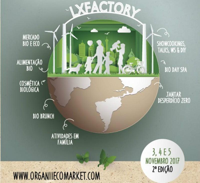 Organii Eco Market volta em novembro à LX Factory