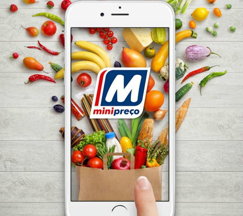 App do Minipreço está a oferecer descontos