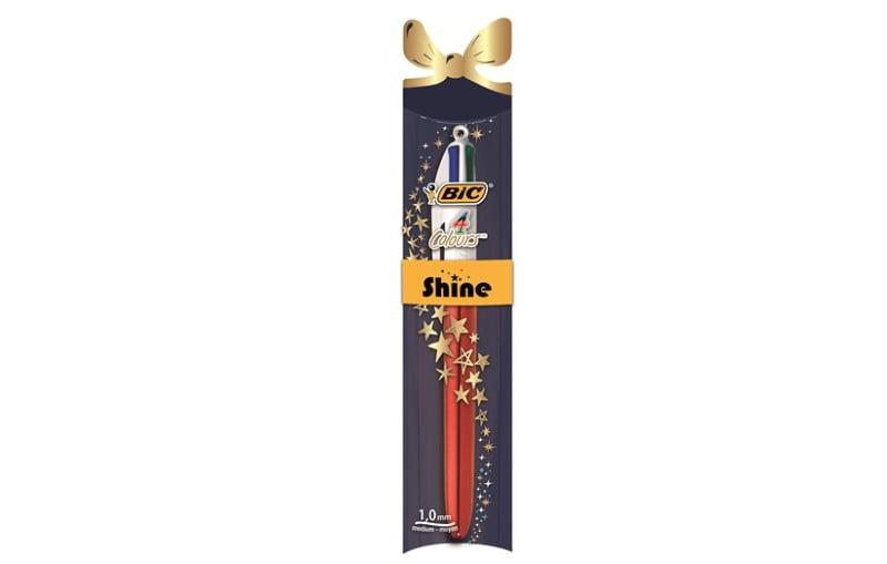 BIC lança coleção de 'canetas natalícias'