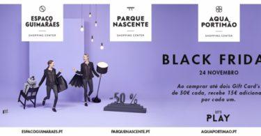"""Centros comerciais Klépierre esperam """"aumento de afluência"""" na Black Friday"""