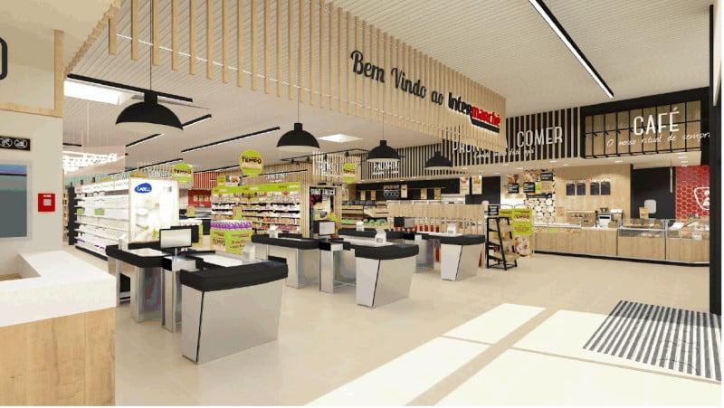 Intermarché abre nova loja em Braga e cria 55 postos de trabalho