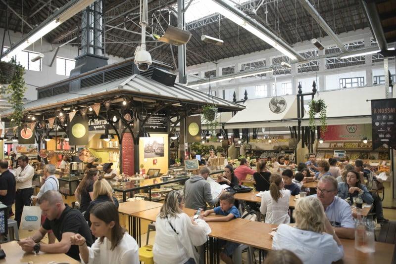 Mercado de Campo de Ourique celebra quatro anos de inovação