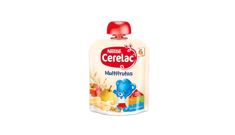 Nestlé lança Pacotinhos Cerelac