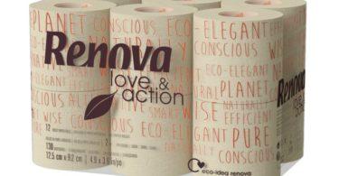 Renova lança nova gama de produtos ecológicos
