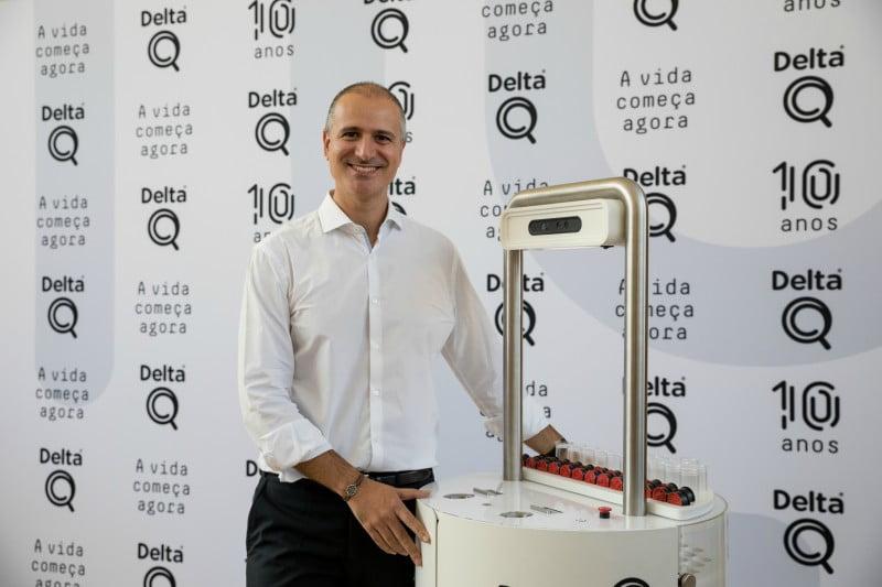 Delta Q cria robot que serve cafés