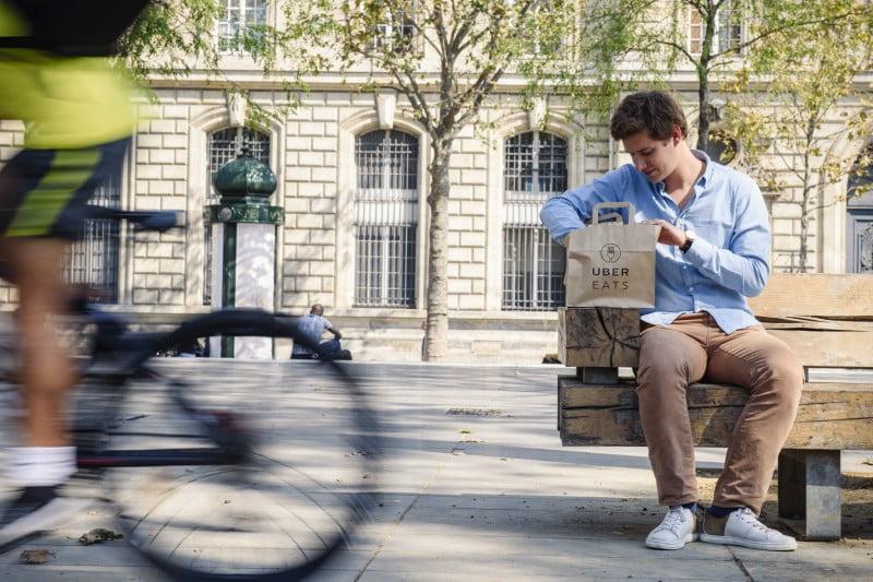 UberEats continua a apostar no Porto