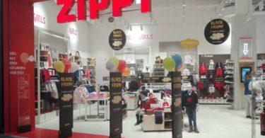 Zippy abre loja no Évora Plaza