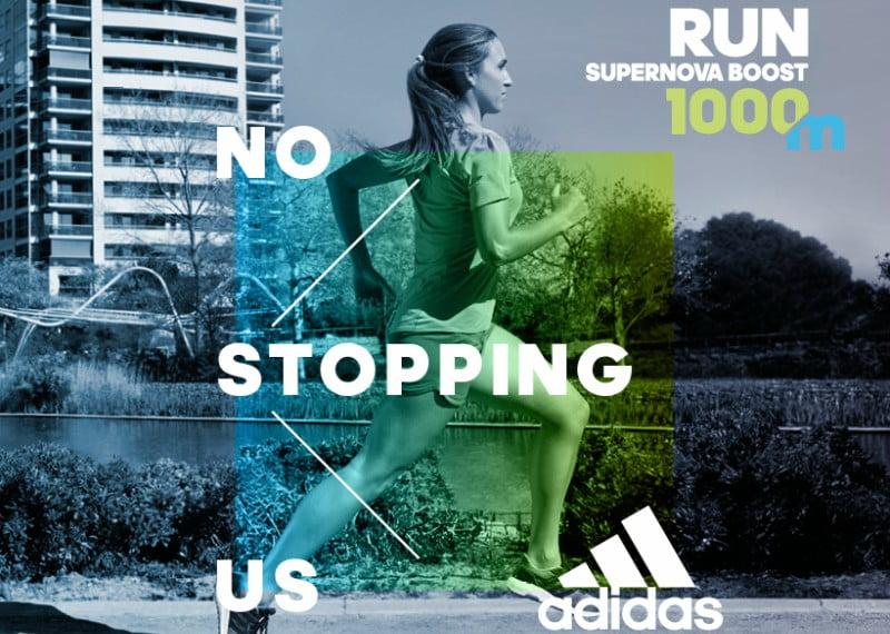 Sport Zone lança as novas sapatilhas da Adidas